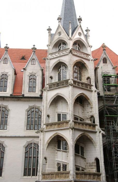 Крепость Альбрехтсбург (нем. Albrechtsburg) 44833