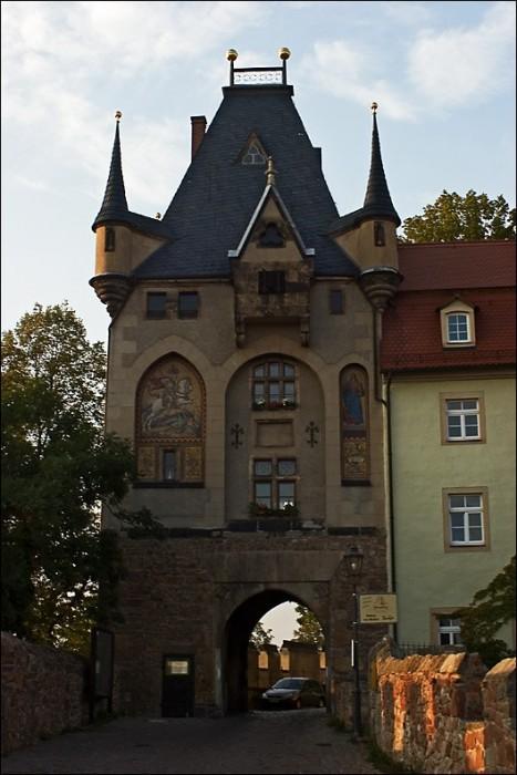 Крепость Альбрехтсбург (нем. Albrechtsburg) 47378