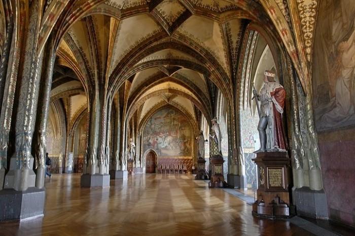 Крепость Альбрехтсбург (нем. Albrechtsburg) 78104