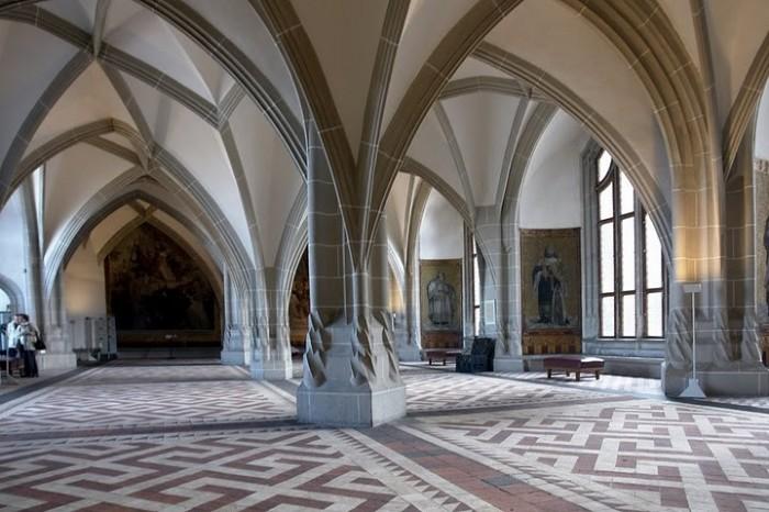 Крепость Альбрехтсбург (нем. Albrechtsburg) 29787