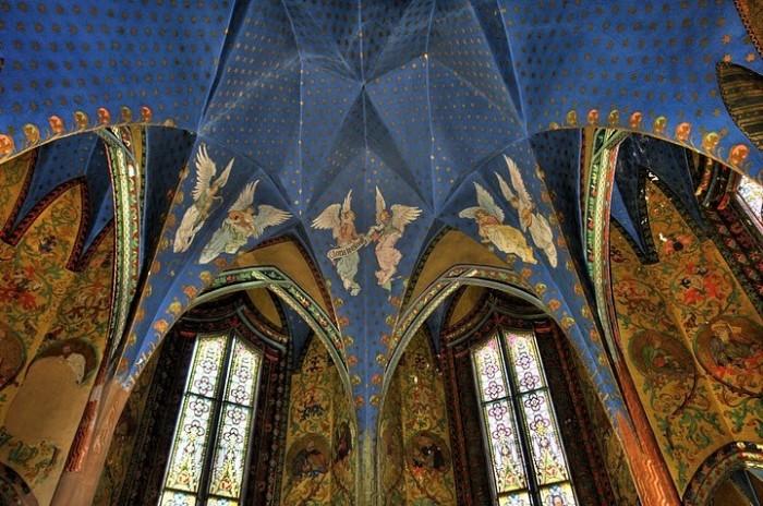 Крепость Альбрехтсбург (нем. Albrechtsburg) 19006