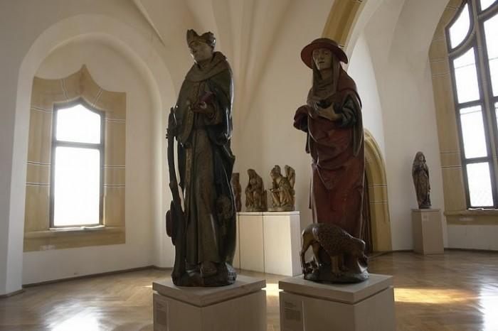 Крепость Альбрехтсбург (нем. Albrechtsburg) 24923