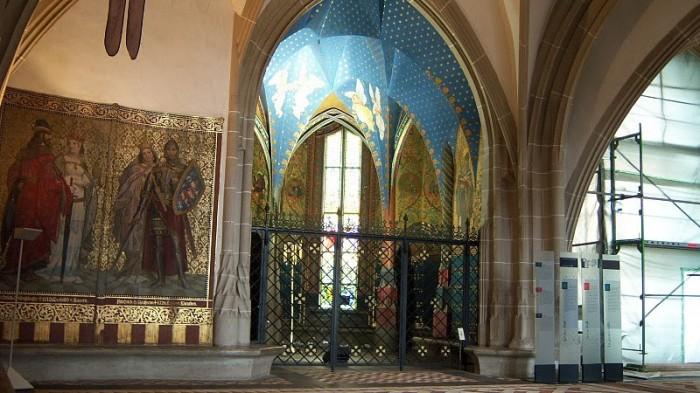 Крепость Альбрехтсбург (нем. Albrechtsburg) 42624