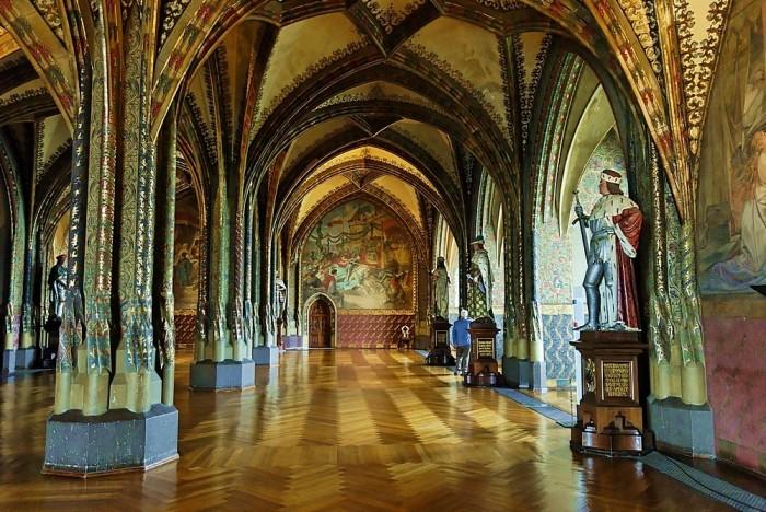 Крепость Альбрехтсбург (нем. Albrechtsburg) 34772