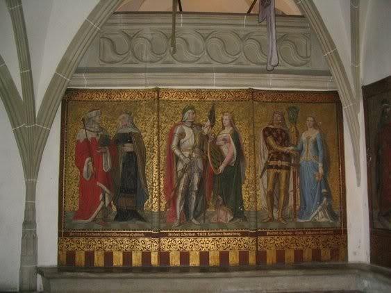 Крепость Альбрехтсбург (нем. Albrechtsburg) 93351