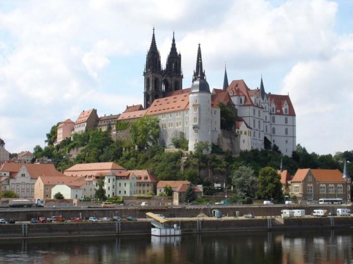 Крепость Альбрехтсбург (нем. Albrechtsburg) 95757