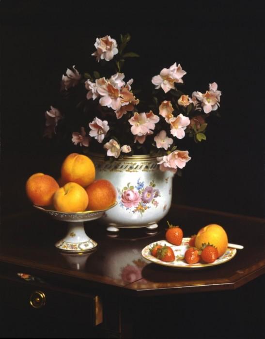 An English Table