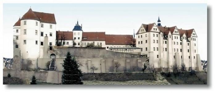Замок Носсен (нем. Schloss Nossen) 77432