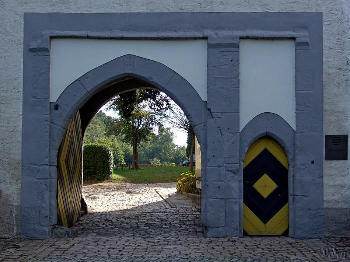 Замок Носсен (нем. Schloss Nossen) 89309