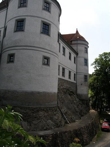 Замок Носсен (нем. Schloss Nossen) 22045