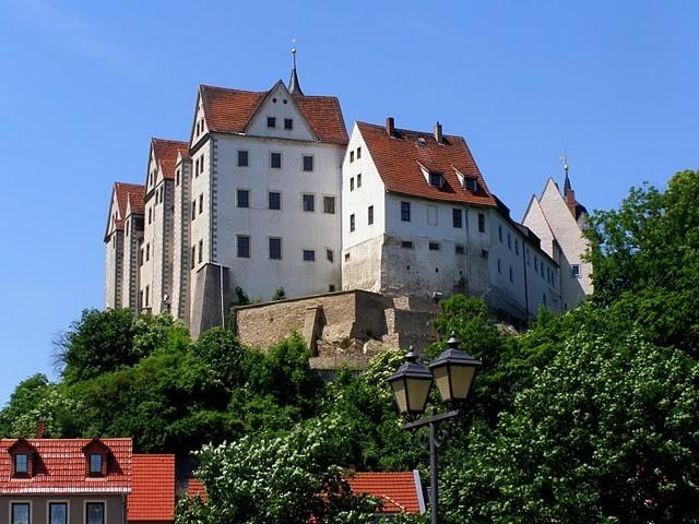 Замок Носсен (нем. Schloss Nossen) 86368