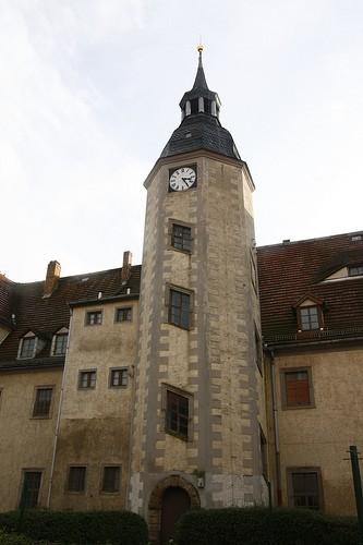 Замок Носсен (нем. Schloss Nossen) 52506