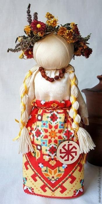 Кукла лада своими руками