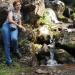 у лагеря есть великолепный ручей,Ходила я кругами с фотоаппаратом,снимков было много и видео.Много великолепных перекатов и водопадиков,Игра солнечного света в струях воды.....волшебно!!!!!!!!!!!!!