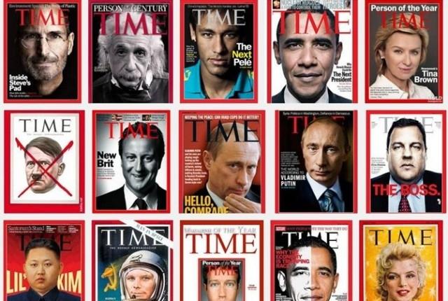 «Человек года»: все обложки журнала Time за последние 90 лет.