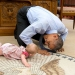 #8 Barack Obama Crawling With Ella Rhodes
