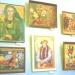 Мои картины на выставке в ЦДУ в Объединении Хамовники