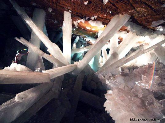 гигантские кристаллы