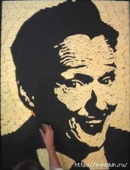 cheetos портрет