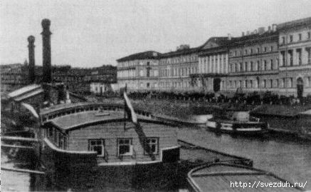 первая электростанция петербурга