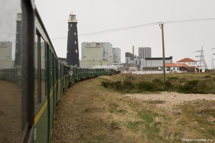 самая маленькая железная дорога
