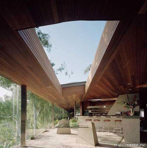 органическая архитектура