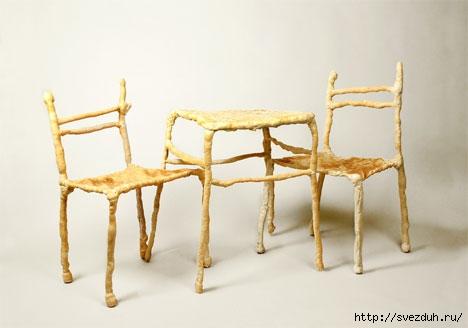съедобная мебель