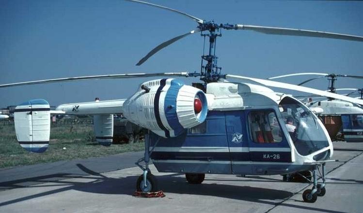 Музей археологии Молдовы обзавелся вертолётом Ка-26