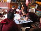 Посмотреть все фотографии серии в храмах (гомпа)