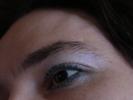 [+] Увеличить - Накрашенный глаз