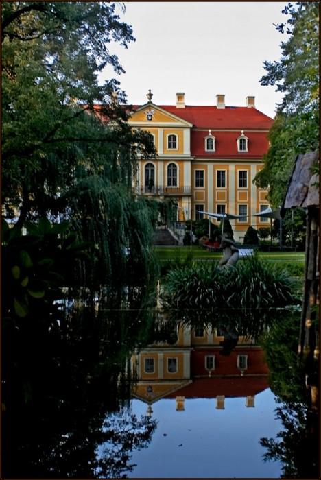 Замок Рамменау (нем. Barockschloss Rammenau) 29134