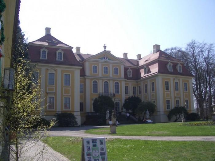 Замок Рамменау (нем. Barockschloss Rammenau) 88349