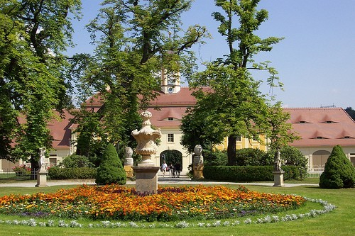 Замок Рамменау (нем. Barockschloss Rammenau) 30697