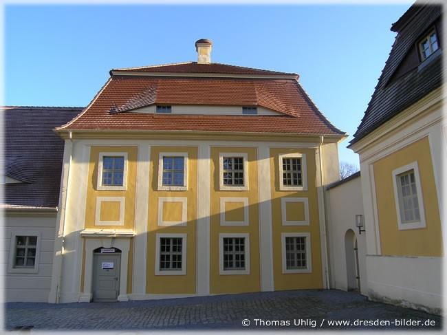 Замок Рамменау (нем. Barockschloss Rammenau) 50543