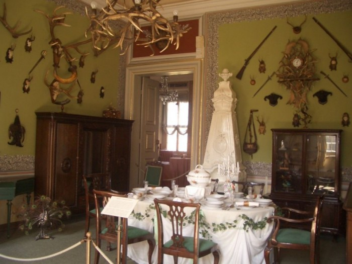 Замок Рамменау (нем. Barockschloss Rammenau) 32088