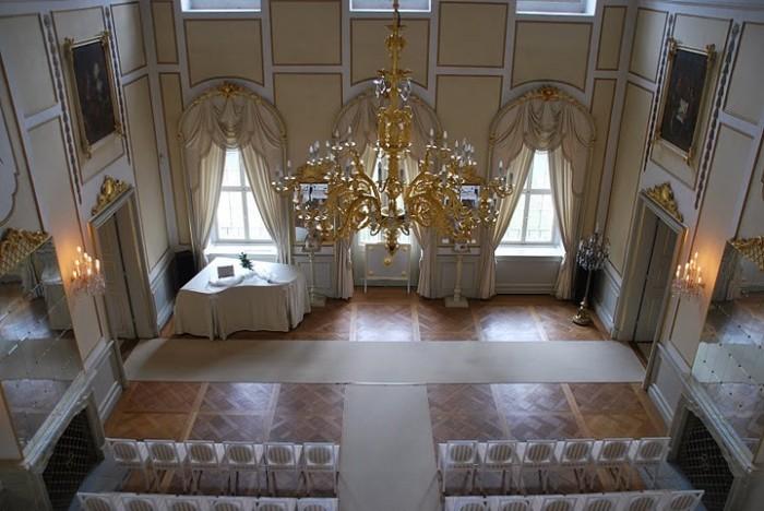 Замок Рамменау (нем. Barockschloss Rammenau) 84239