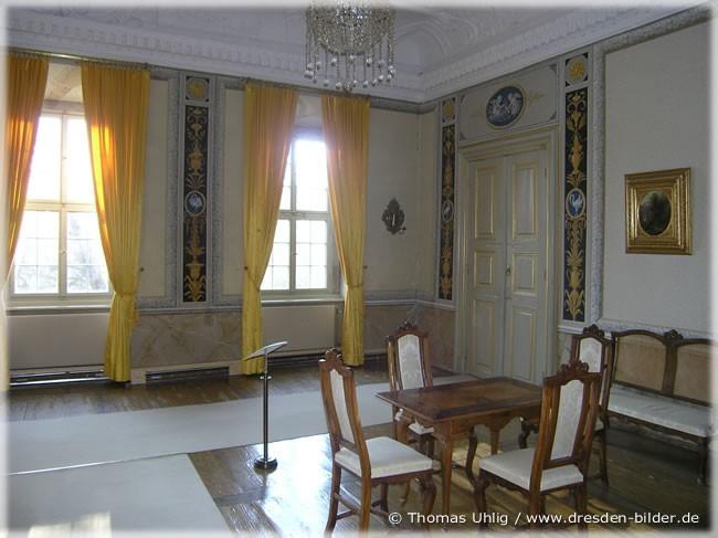 Замок Рамменау (нем. Barockschloss Rammenau) 97128