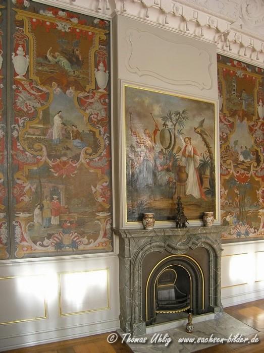 Замок Рамменау (нем. Barockschloss Rammenau) 46209