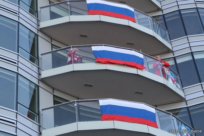 что значит российский флаг