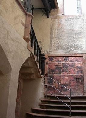 Крепость Крибштайн (нем. Burg Kriebstein) 13774