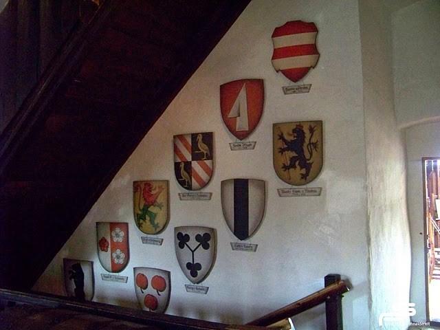 Крепость Крибштайн (нем. Burg Kriebstein) 23969