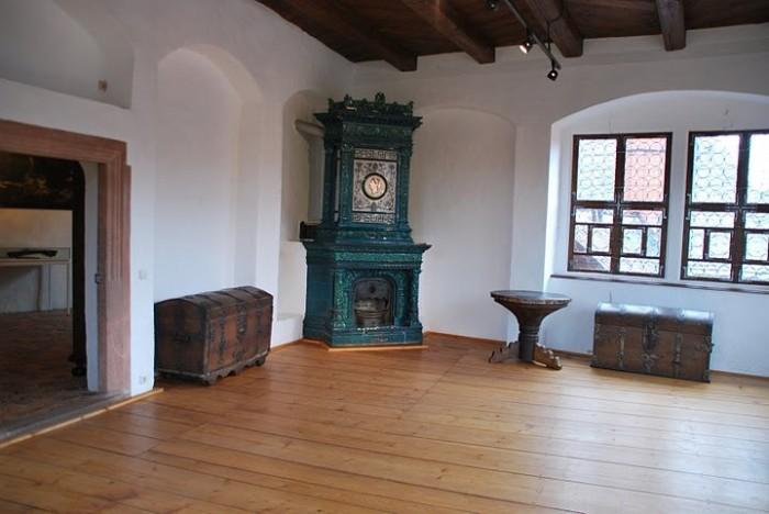 Крепость Крибштайн (нем. Burg Kriebstein) 53949