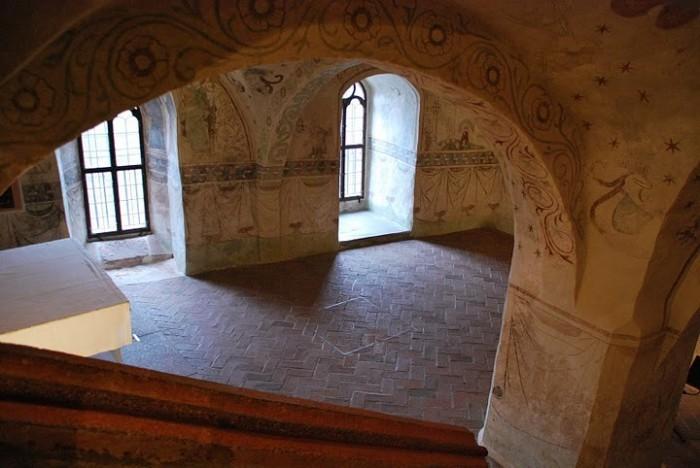 Крепость Крибштайн (нем. Burg Kriebstein) 84601
