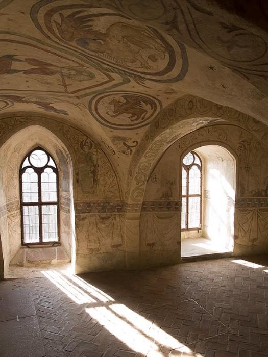Крепость Крибштайн (нем. Burg Kriebstein) 47891