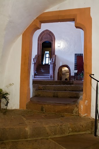 Крепость Крибштайн (нем. Burg Kriebstein) 46910
