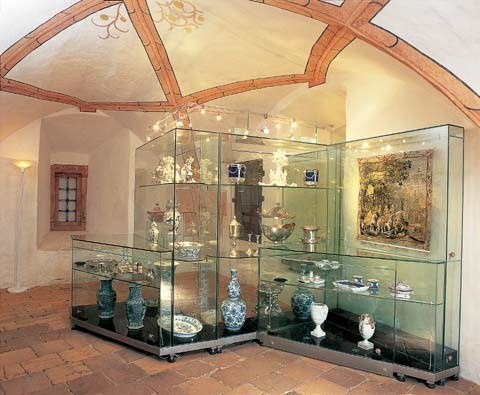 Крепость Крибштайн (нем. Burg Kriebstein) 52209