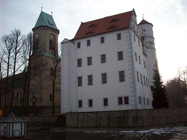 Волшебный замок Шёнфельд (нем. Zauberschloss Schoenfeld) 60594