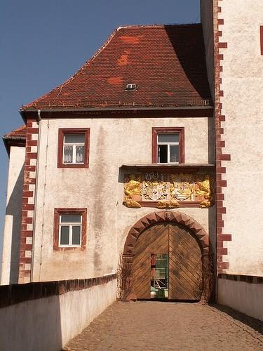 Замок Кольдиц (нем. Schloss Colditz) 16852