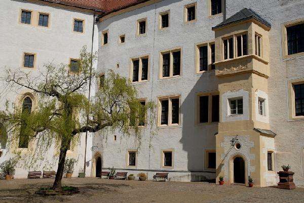 Замок Кольдиц (нем. Schloss Colditz) 95606