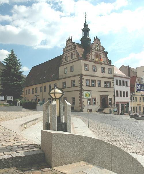 Замок Кольдиц (нем. Schloss Colditz) 35496
